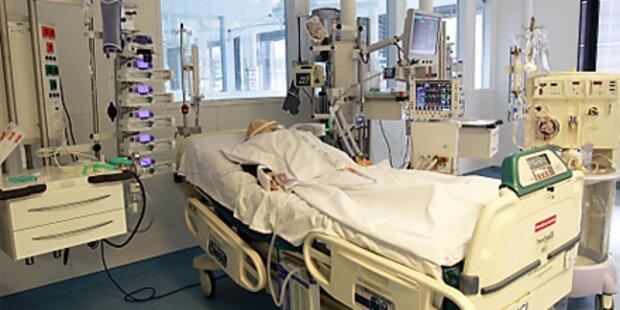 Ärzte entfernen Mann gesunde Niere