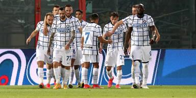 Inter Mailand kührt sich zum italienischen Meister