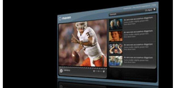 Internet-TV verändert das Fernsehen