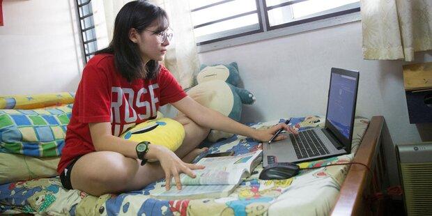Drittel der Internet-Nutzer ist unter 18