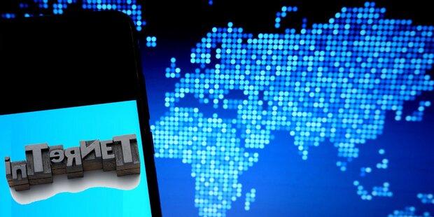 88 Prozent der Österreicher sind online