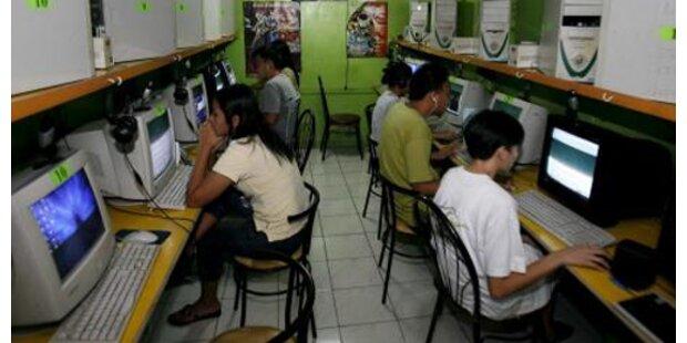 Internet in Asien noch Wochen langsam