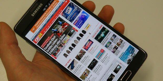 Handys und Internet weiter am Vormarsch
