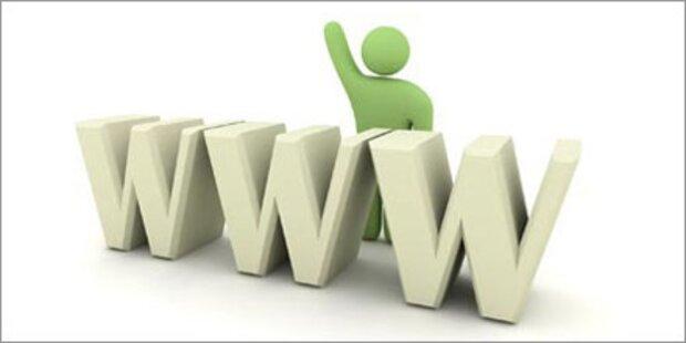 WWW- und Mail- Adressen künftig  mit