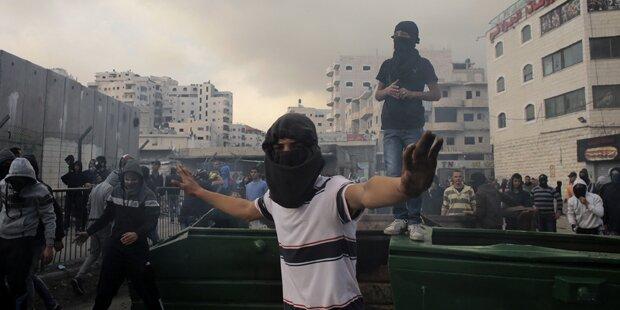Israel: Angst vor neuer Intifada
