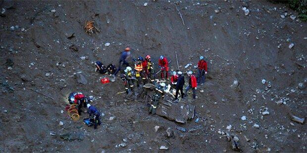 Hangrutsch: Zweite Leiche geborgen