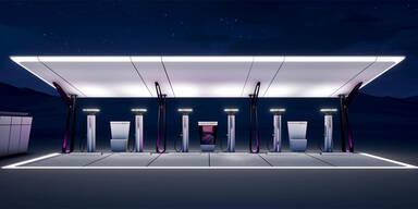 Erste 350kW-Ionity-Ladesäulen in Österreich