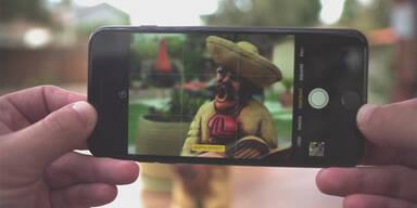 iPhone-Kamera dank iOS 10.1 gut wie nie