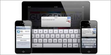 Apple hat bei iOS 5 ordentlich abgekupfert