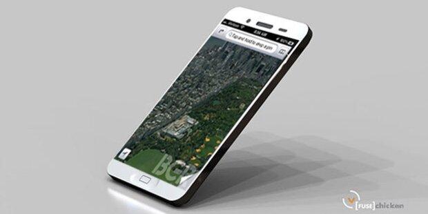 iPhone 5 bekommt Super-Kartenansicht