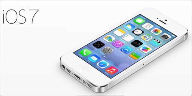 iOS 7-Update könnte das Internet lahmlegen
