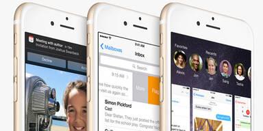 iOS 8.4 für iPhone und iPad ist da