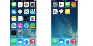 iOS 8: Erste Infos und Fotos aufgetaucht