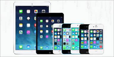Apple schließt die iOS-Sicherheits-Lücke