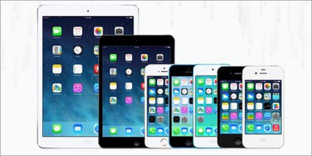 Untethered Jailbreak für iOS 7 ist da