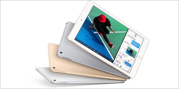 9,7 Zoll iPad jetzt schneller und günstiger