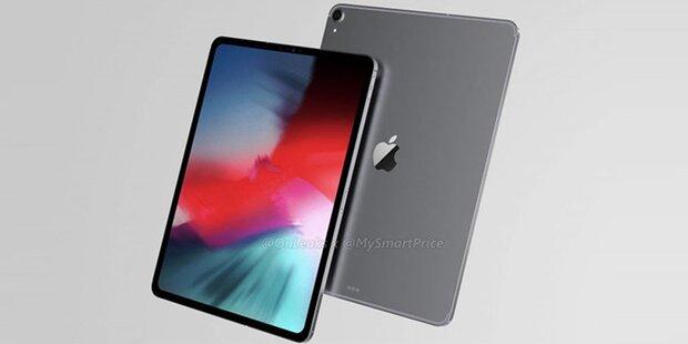 Apple bringt gleich sechs neue iPads
