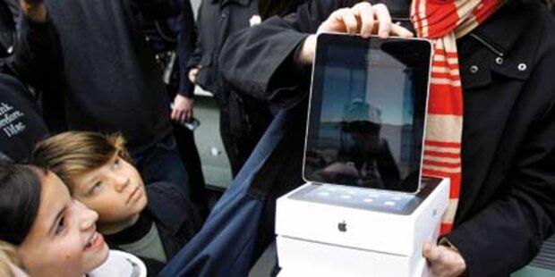Apple iPad überholt iPhone schon jetzt