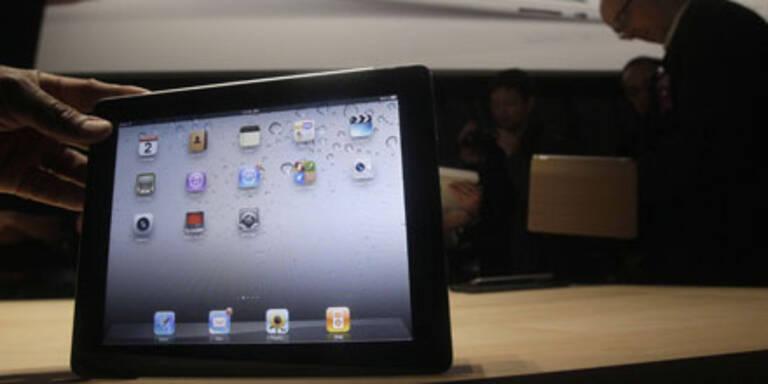 Verkaufsstart für das iPad 2 von Apple