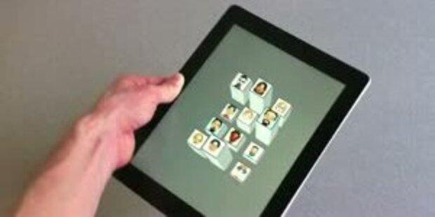 3D ohne Brille mit dem iPad 2