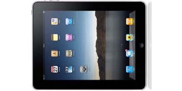 42 Prozent wissen nicht was das iPad ist