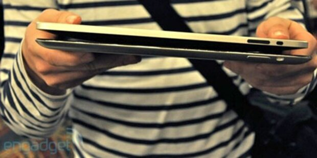 iPad 2: Kameras, Super-Chip & HD-Display