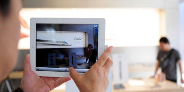 iPad 3 soll ein 3D-Display bekommen