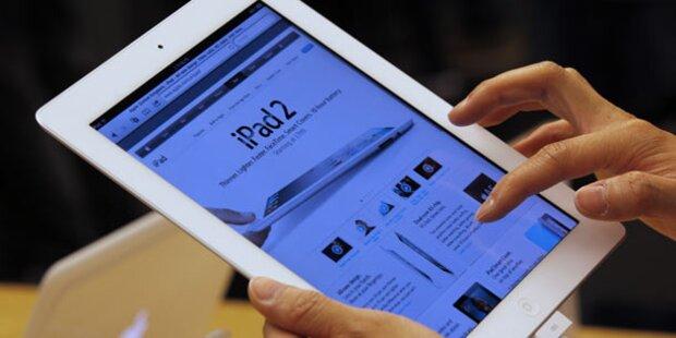 Sieg im chinesischen iPad-Streit
