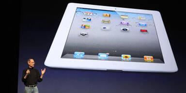 Steve Jobs präsentierte das iPad 2