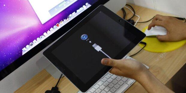 A1 und Orange bieten das iPad 2 an