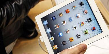 Chinesisches Gericht gegen iPad-Stopp