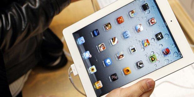 Neues Apple-Tablet soll iPad HD heißen