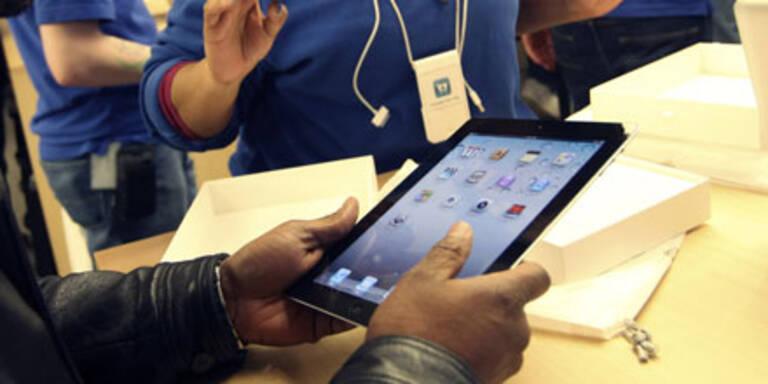 iPad 2-Verkauf in Österreich gestartet