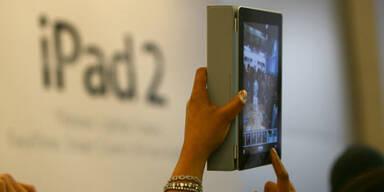 Apple hat schon 2,5 Mio. iPad 2 verkauft