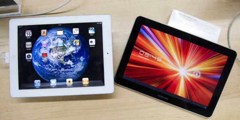 Stopp des Galaxy Tab 10.1 ausgeweitet