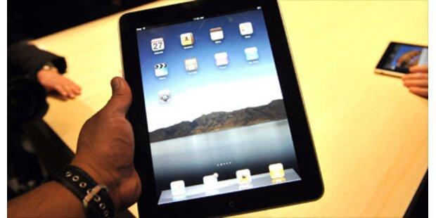 Gewinnen Sie Österreichs 1. iPad