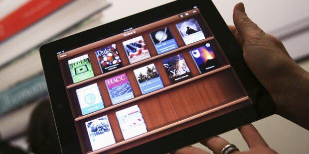 Chinesen wollen doch über iPad verhandeln