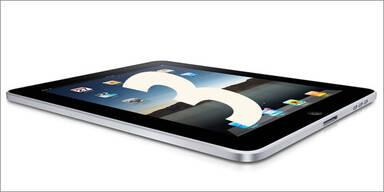 iPad 3: Top-Kamera, HD-Display und Siri