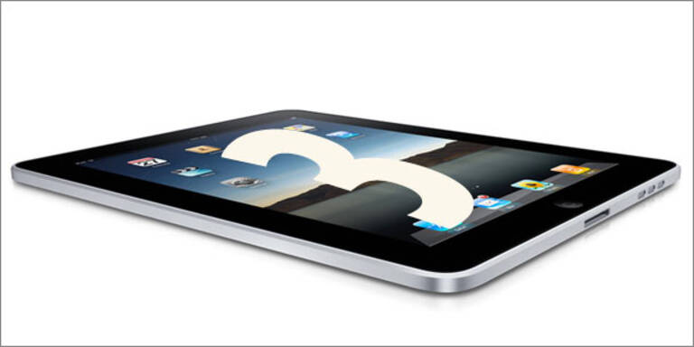 iPad 3-Produktion soll bereits laufen