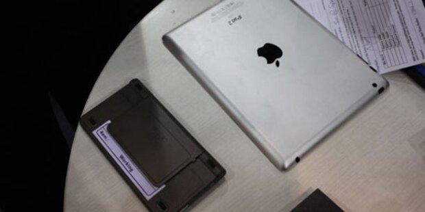iPad 3 erstmals öffentlich gesichtet?