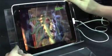 iPad 3 mit Retina- und 3D-Display