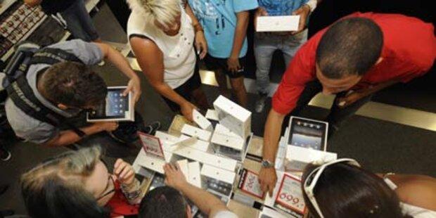 iPad: Jetzt kommt der Nachschub