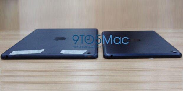 Fotos vom iPad 5 aufgetaucht