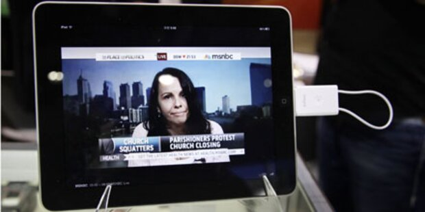 Startet das iPad 2 bereits Anfang Februar?