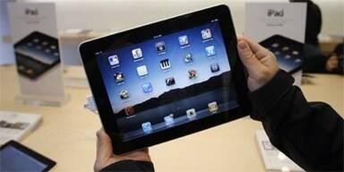 Apple verschiebt internat. iPad-Start