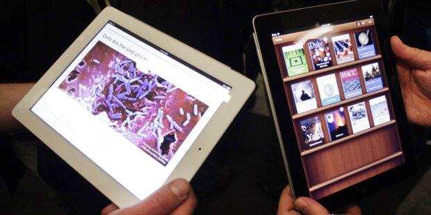 Käufer bekamen Knetmasse statt iPad