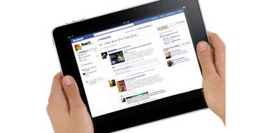 Facebook bringt eigene iPad-App