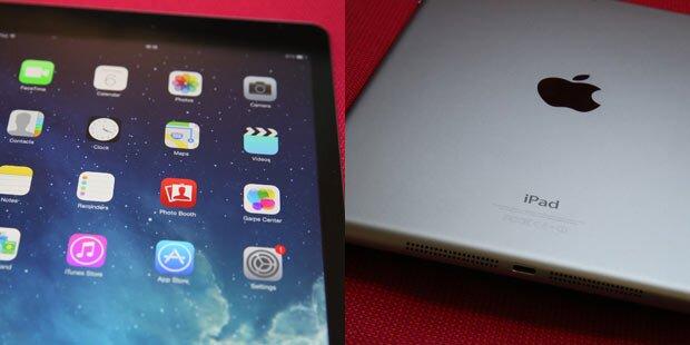 Apple bringt iPads mit Super-Displays
