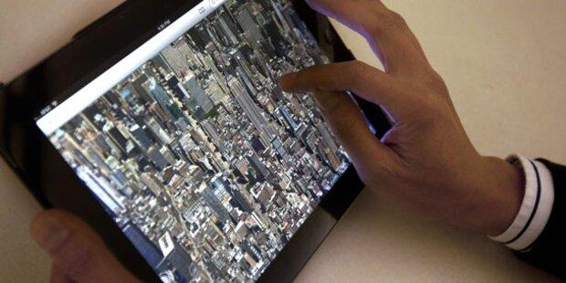 Apple greift bei Indoor-Navigation an