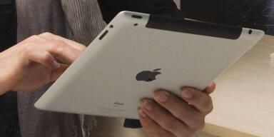 iPad 3: Neue Infos vom Apple-Tablet